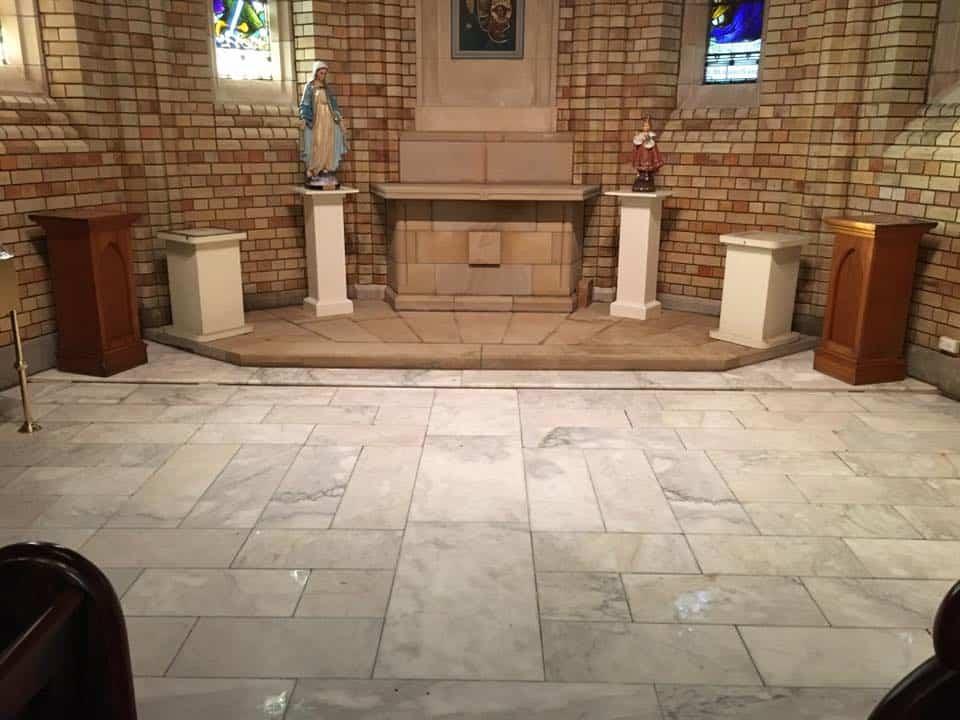 Natural Stone Restoration Gallery 2