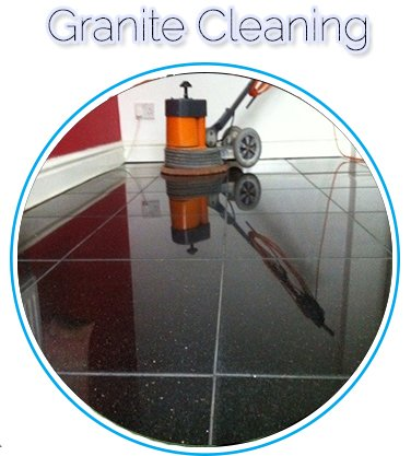 granite cleaning