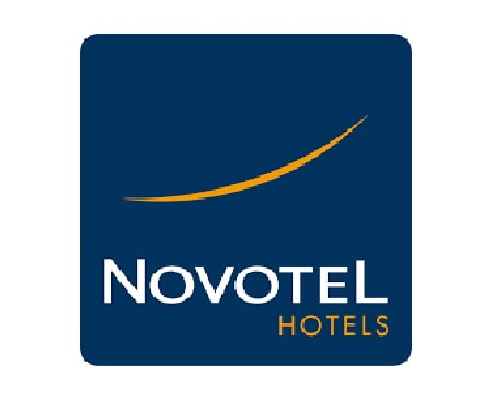 Trusted and preferred by Novotel Hotels