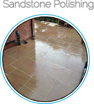 sandstone polishing