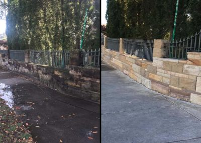 Strathfield Sandstone Projects