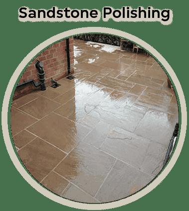 sandstone polishing