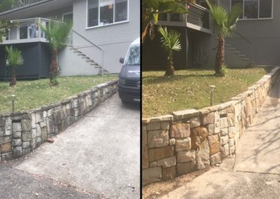 Residential Project Before and After