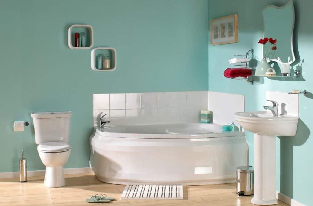 5 Ways A Bathroom Rejuvenation Can Make Your Bathroom Look Brand New!